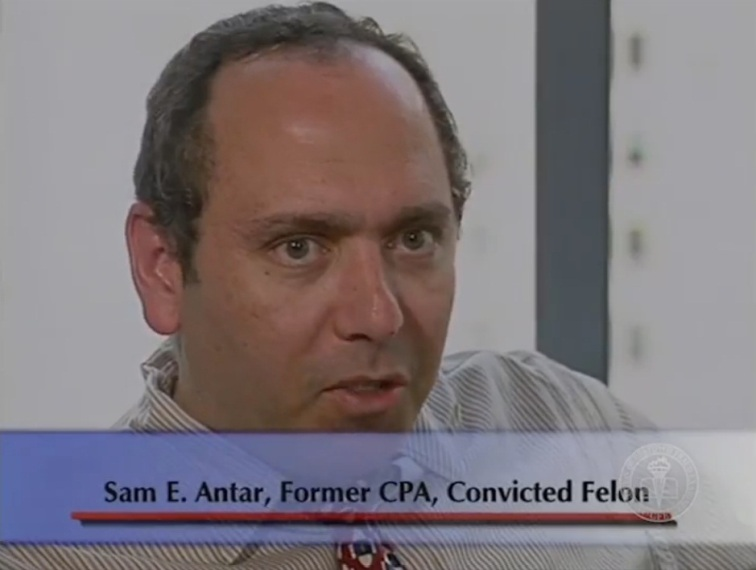 crazy eddie case Sam antar talks about the securities fraud he perpetrated in the 1980s as cfo of the crazy eddie electronics chain and about his unlikely second career as a sam antar: the cfo behind the crazy eddie's fraud by was it difficult to find work after the court case.